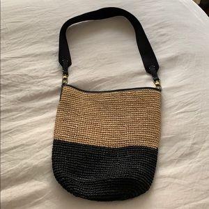 NEVER WORN- Joie straw bag